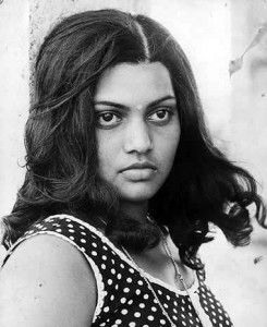 An early portrait of Silk Smitha. Photographer: Not known