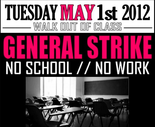 US May Day General Strike- Feminists India