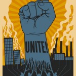 OccupyMayDay poster