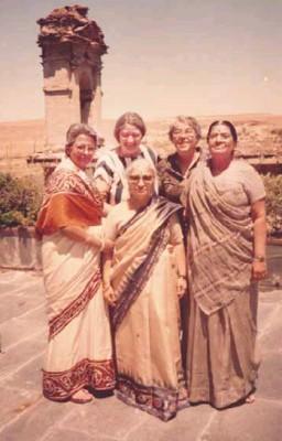 leela dube, Indian feminism, feminist scholars