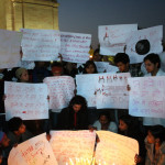 Delhi rape protest