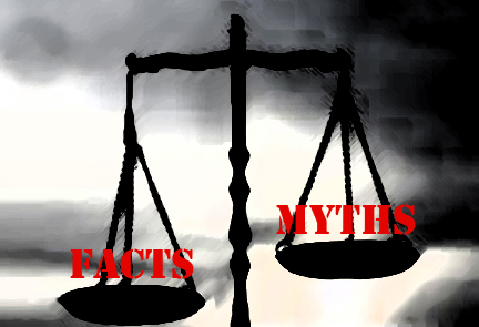 criminal justice myths and facts essay