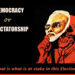 Modi- against- democracy