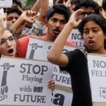 UGC- studenst-protest